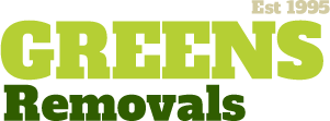 Greens Removals Logo