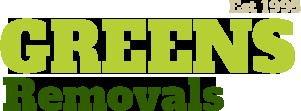 Greens Removals Logo